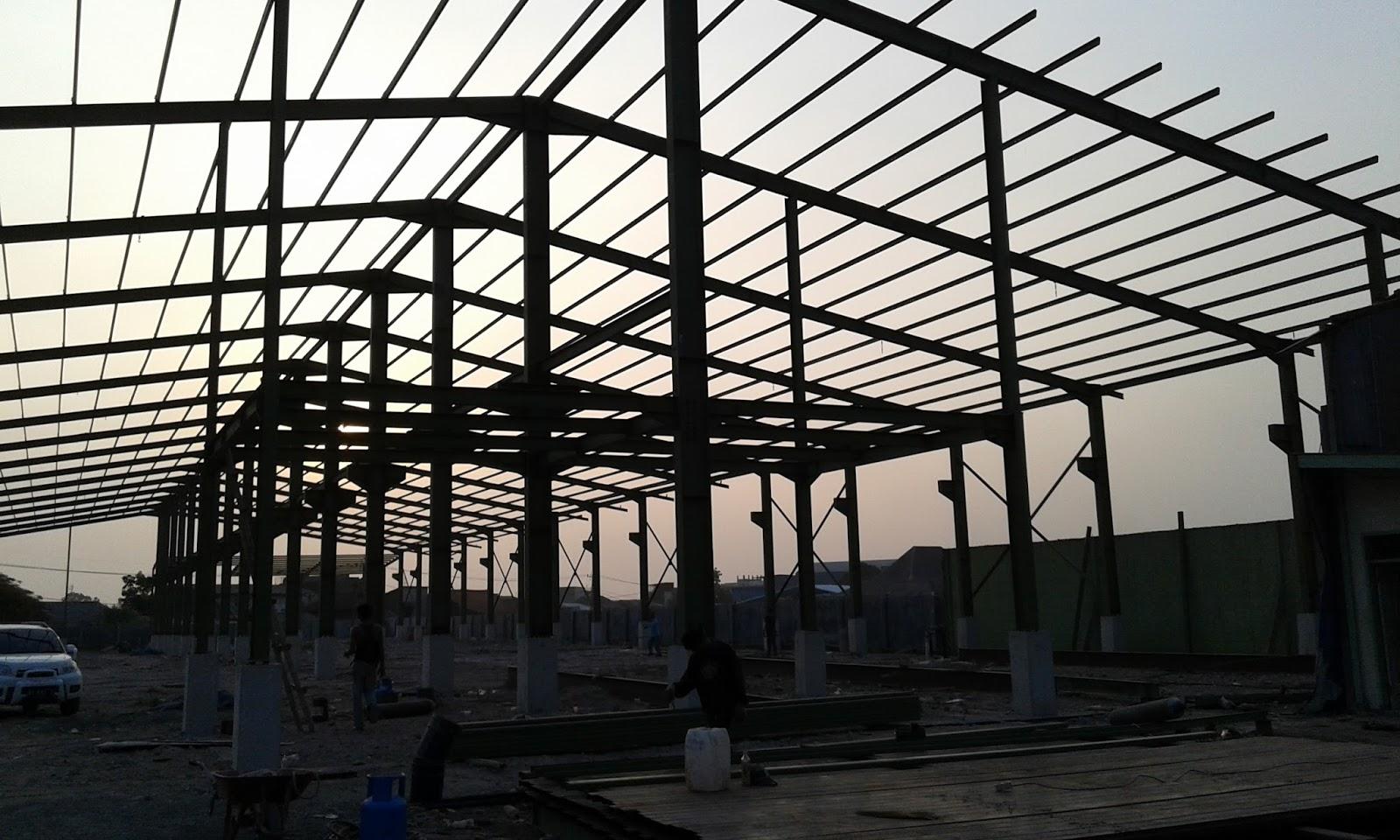 Kontraktor Baja Kota Bekasi Dadiyo Konstruksi
