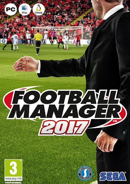 Football Manager 2017 presentará novedades hoy en un vídeo y responderá preguntas