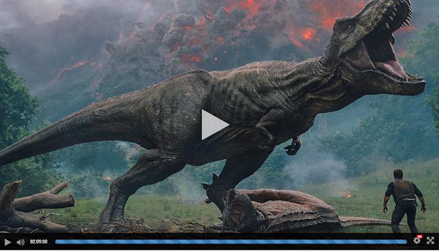 triassic world 2018 movie trailer