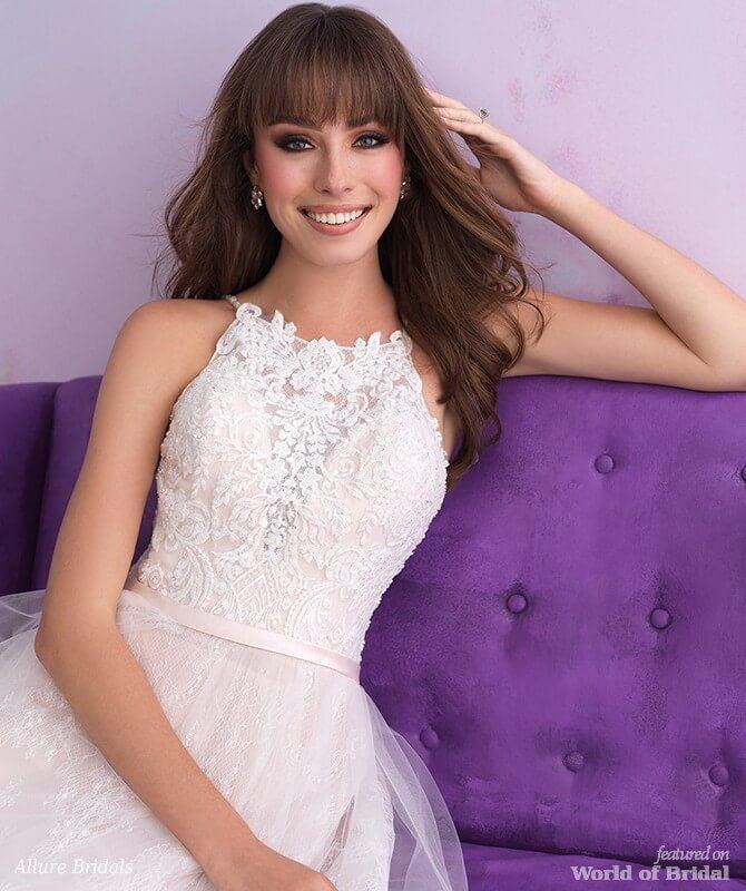 Romance By Allure Bridals Spring 2018 Wedding Dresses