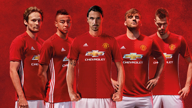 Manchester United Home 2016/2017