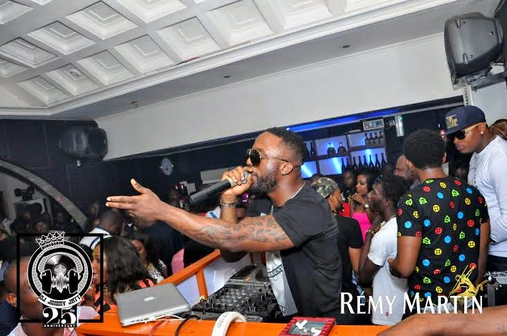 9 #AttheclubwithRemy x DJ Jimmy Jatts tour ends in Lagos tomorrow
