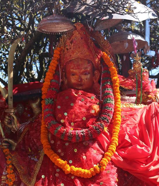 Trek to Pathivara -- Pathivara Devi