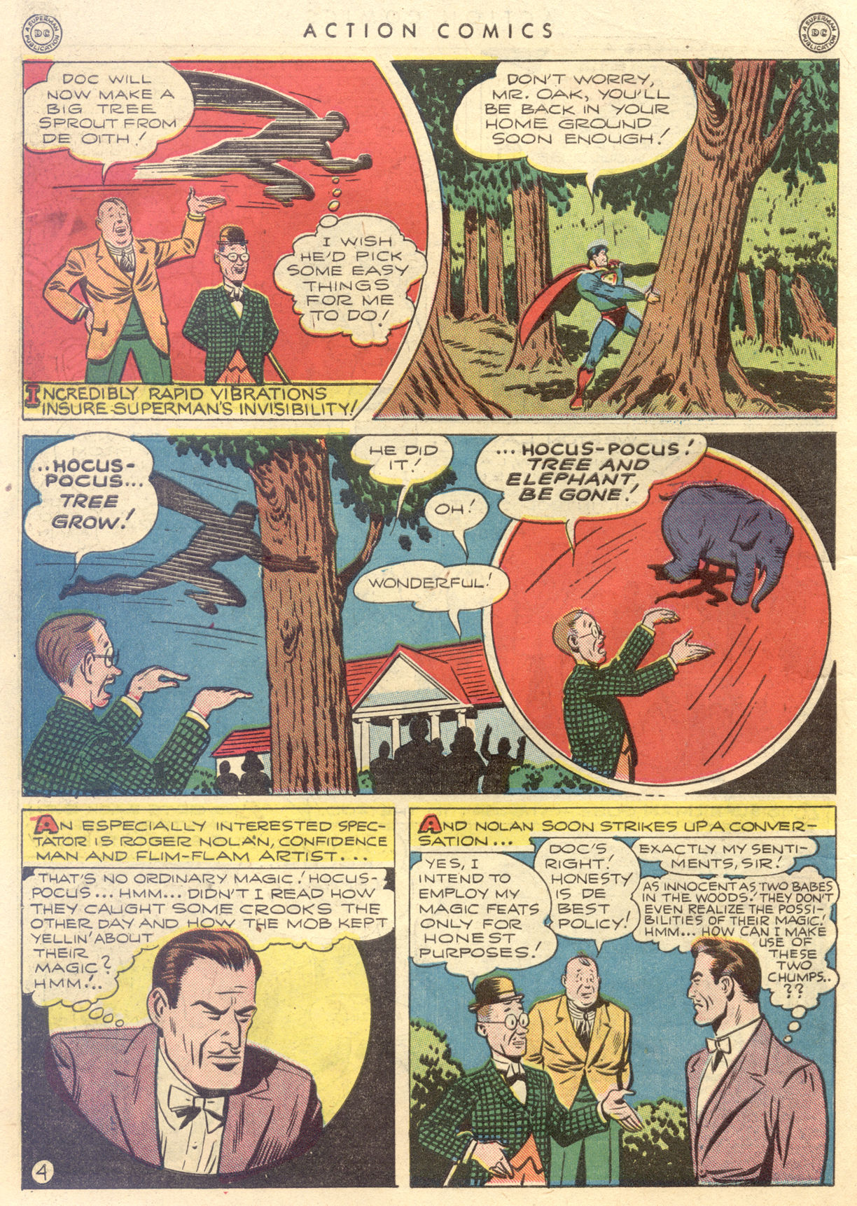 Read online Action Comics (1938) comic -  Issue #88 - 6