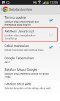 Cara Mempercepat Kineja Aplikasi Google Chrome Di Android