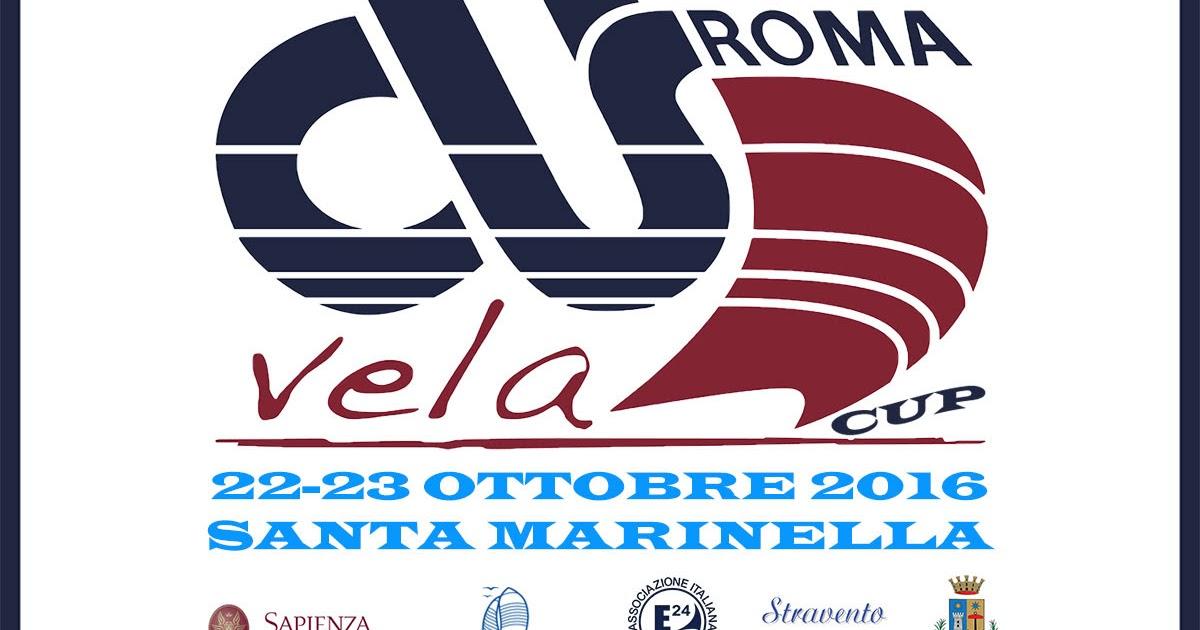 CUS Roma Vela CUP 2016