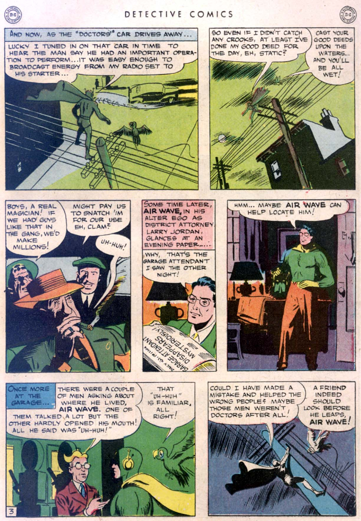 Read online Detective Comics (1937) comic -  Issue #106 - 33