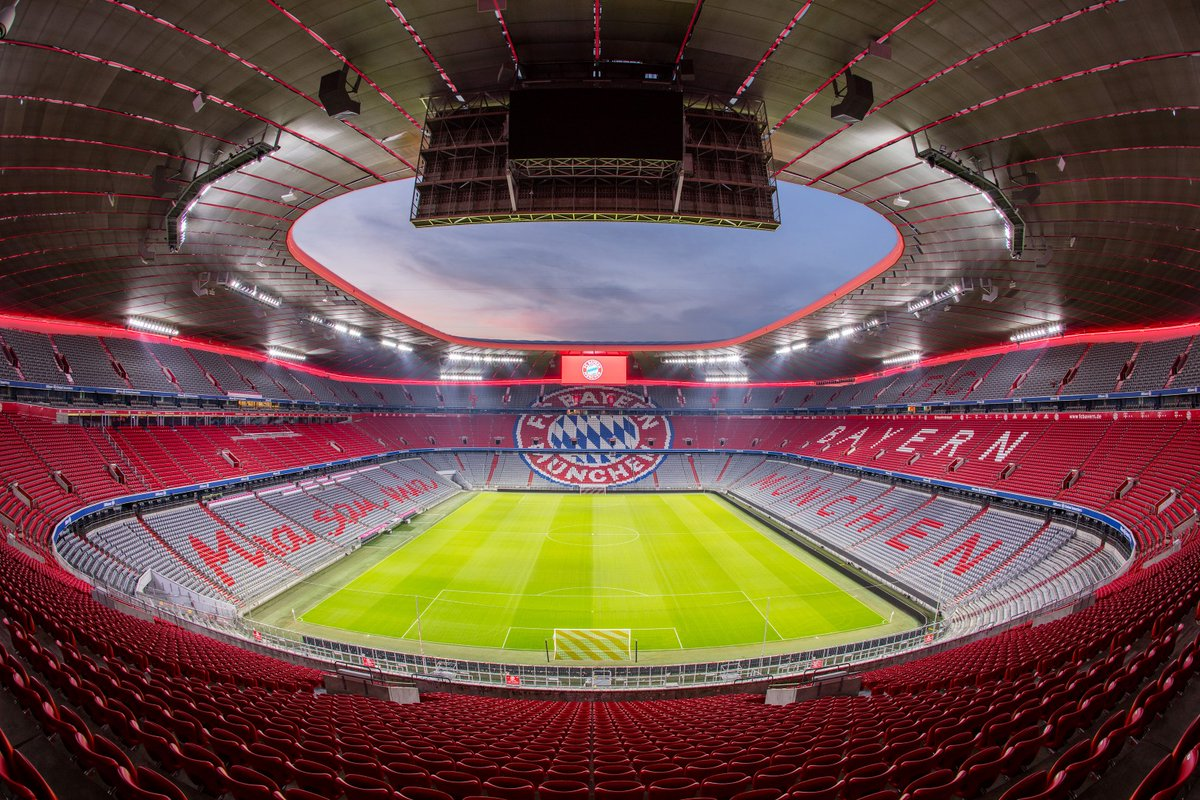 allianz arena monaco tecnologia led zumtobel