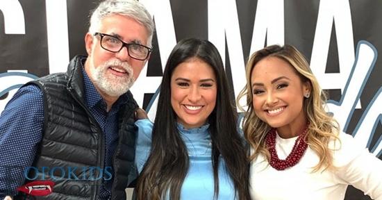 Claudio Duarte e Bruna Karla