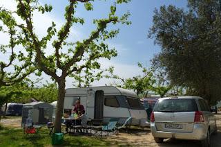Camping de la Vall d'Àger.