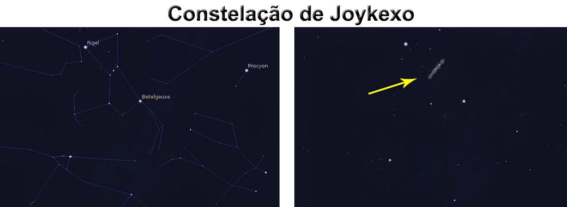 Constelação de Joykexo
