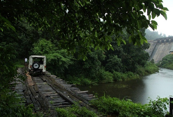Gavi, Kerala By Jeep