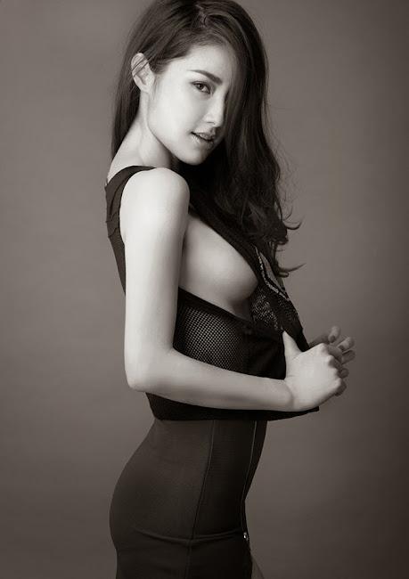 Girl Xinh Việt Thiêu Đốt Ánh Nhìn Với Áo Lưới