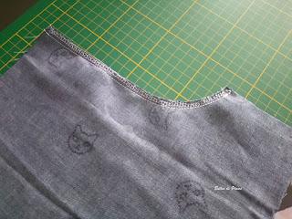 Bulles de Plume DIY Combishort enfant (couture)