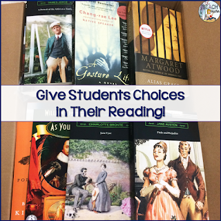 Choice in Reading