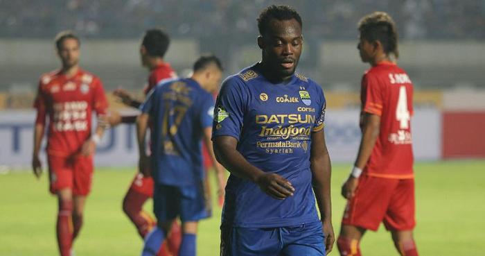 Waduh, Begini Nasib Pemain Asing Persib Bandung