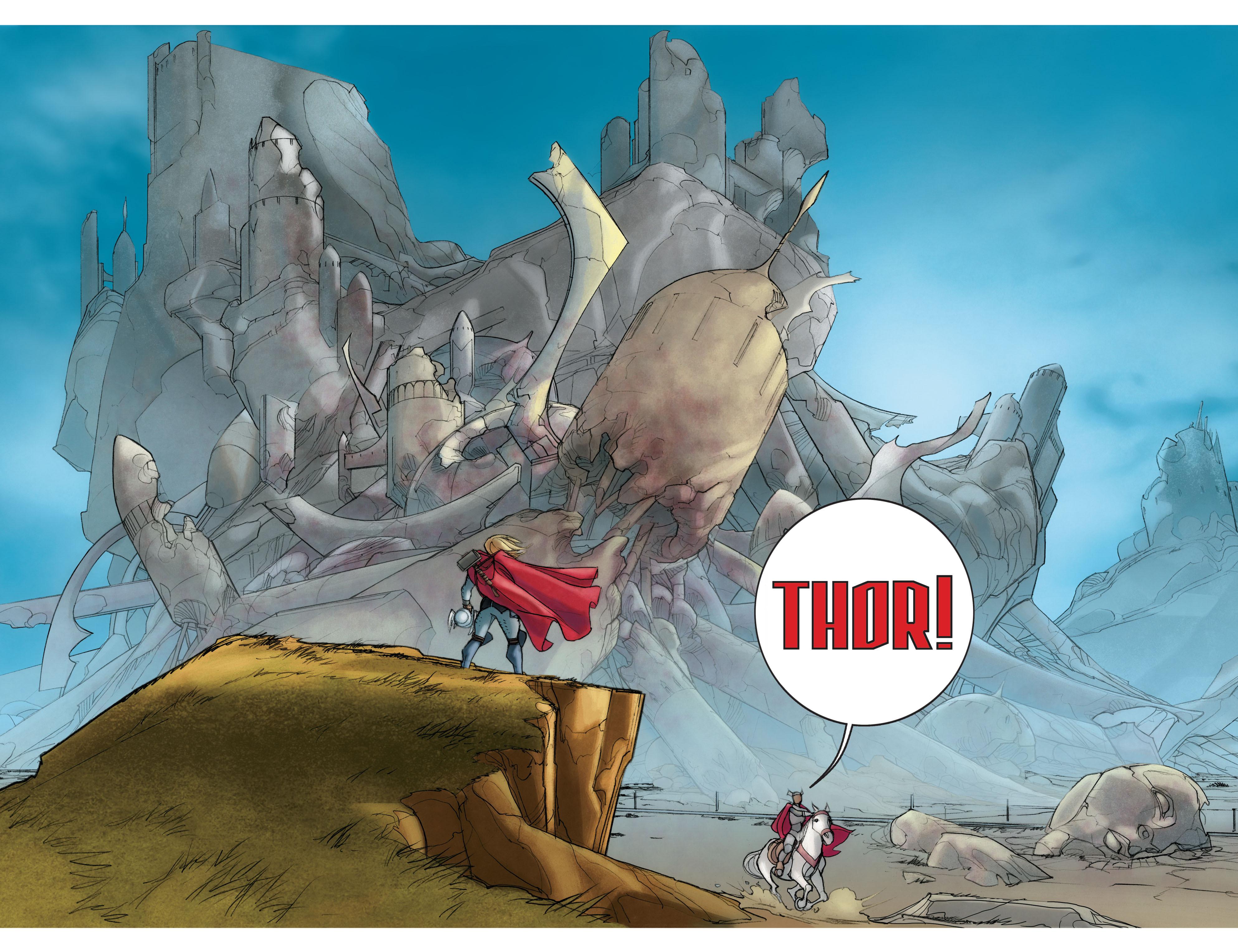 Thor (2007) Issue #615 #28 - English 12