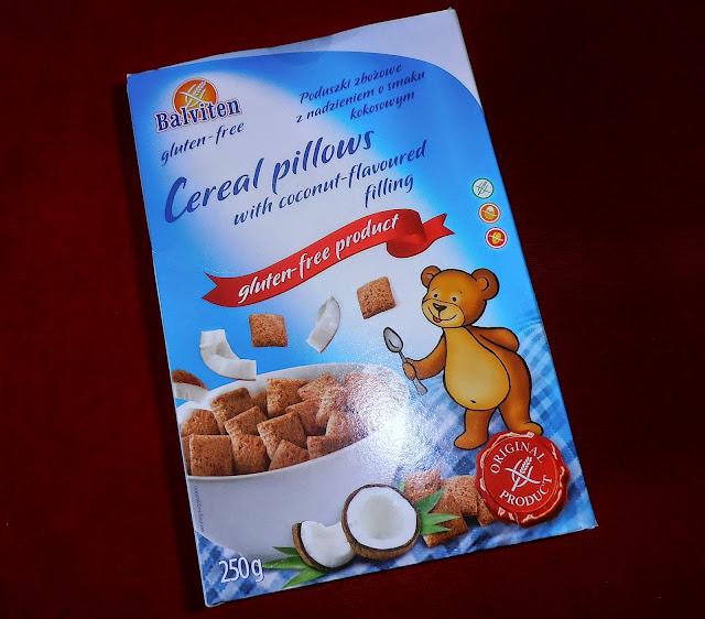 kokosowe płatki bez glutenu