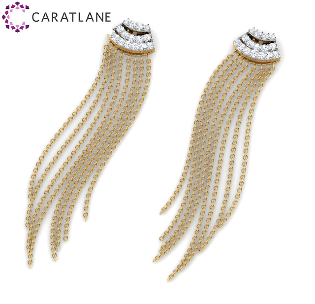 CaratLane introduces playful designs reinventing gold tassels!