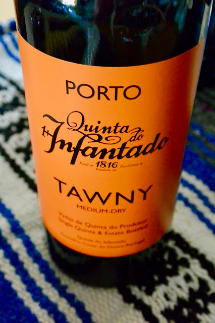 Quinta Do Infatado Medium-Dry Tawny Port.