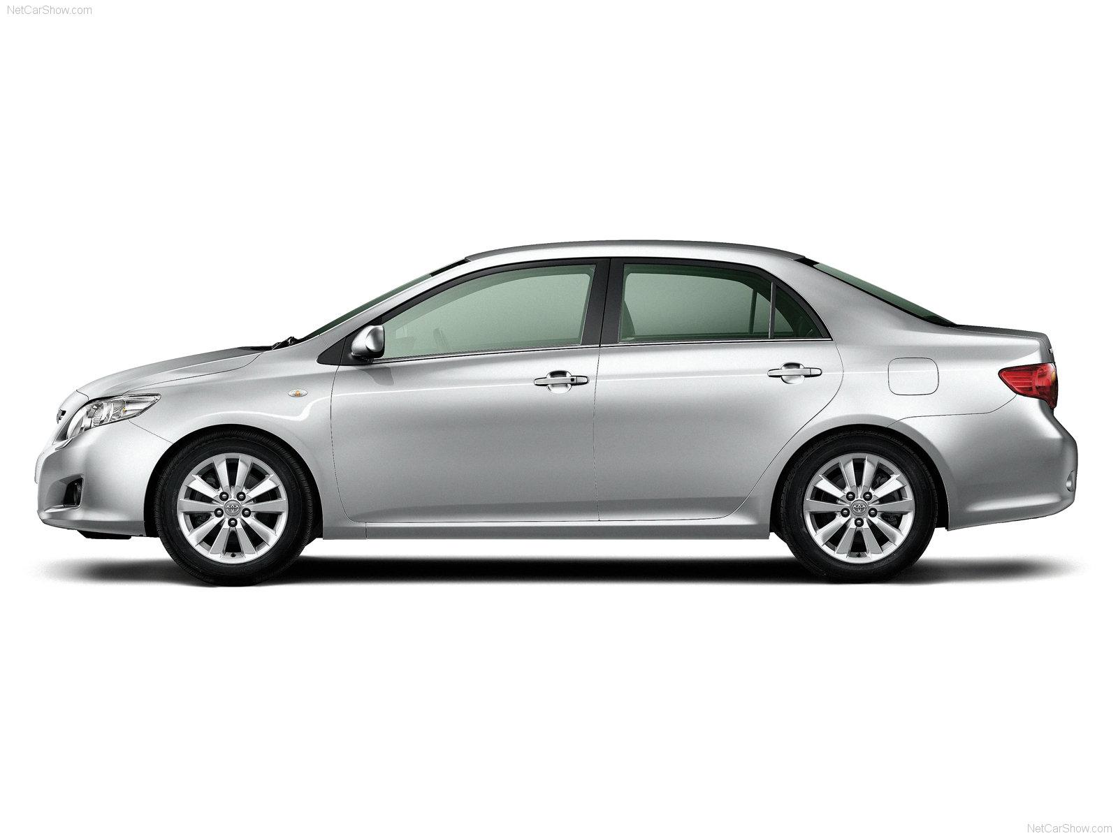 Toyota Corolla Car Models