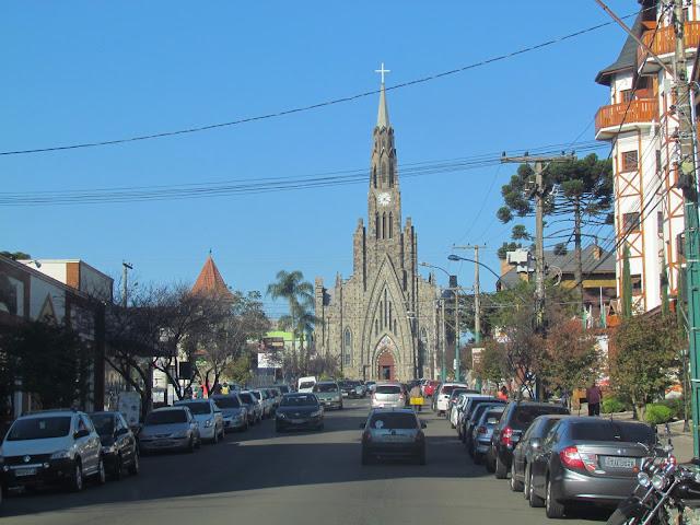 Catedral de Pedra em Canela/RS