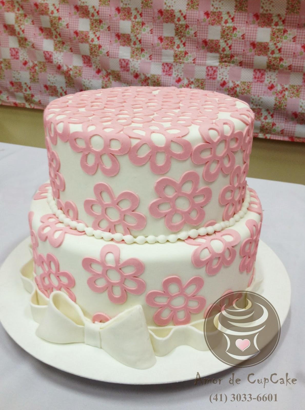 Lingerie Birthday Cake