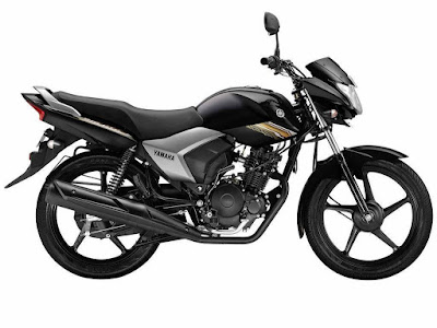 Yamaha Saluto 125 side angle HD Photo