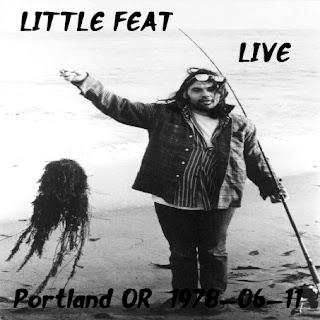 Soundaboard Little Feat Live 1978 06 11 Portland Or