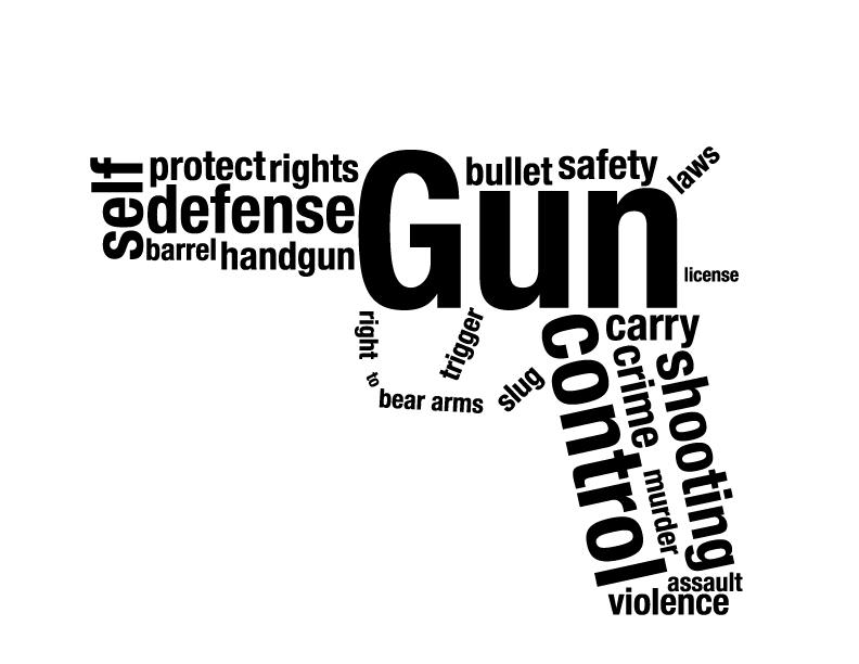 writing an argumentative essay on gun control
