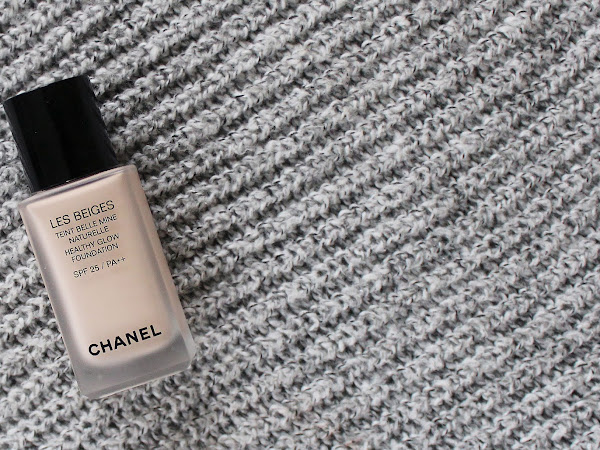 New Chanel Les Beiges Foundation REVIEW