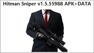 Hitman Sniper v1.5.55988 APK+DATA