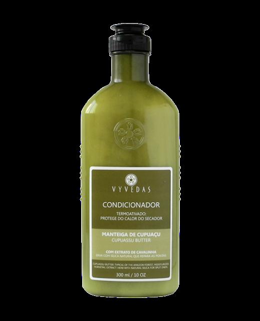 Resenha condicionador, hidratação de cupuaçu da Vivedas, produto