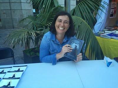 Ana González Duque. Escritora.