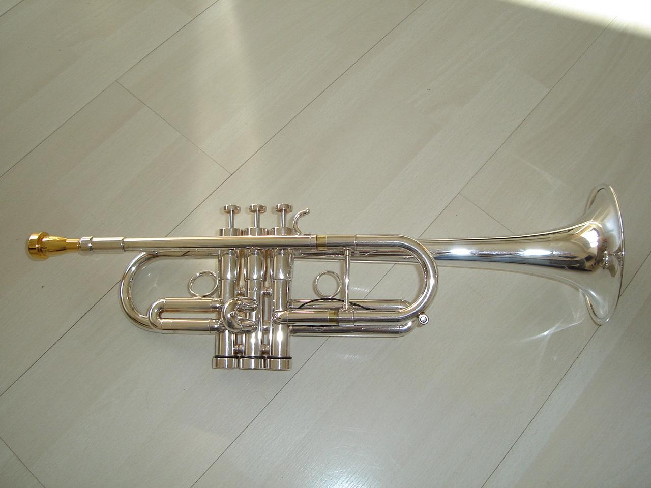 monette trumpet for sale buy my used monette stc c trumpet. Black Bedroom Furniture Sets. Home Design Ideas