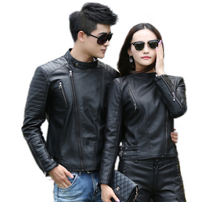jual jaket kulit couple murah