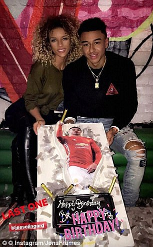 Man United star Jesse Lingard 'cheats on his girlfriend with a single mother