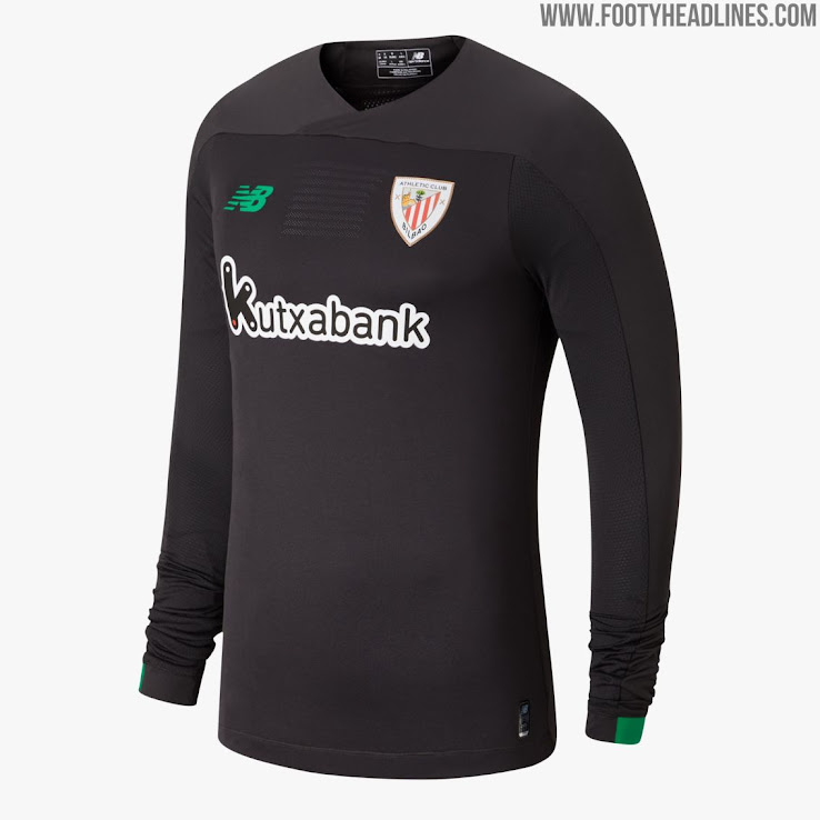006d3dc7 Athletic Bilbao 19-20 Home & Away Kits Revealed - Footy Headlines