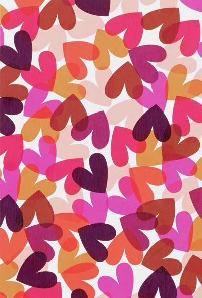 print & pattern: VALENTINE'S 2015 - paperchase