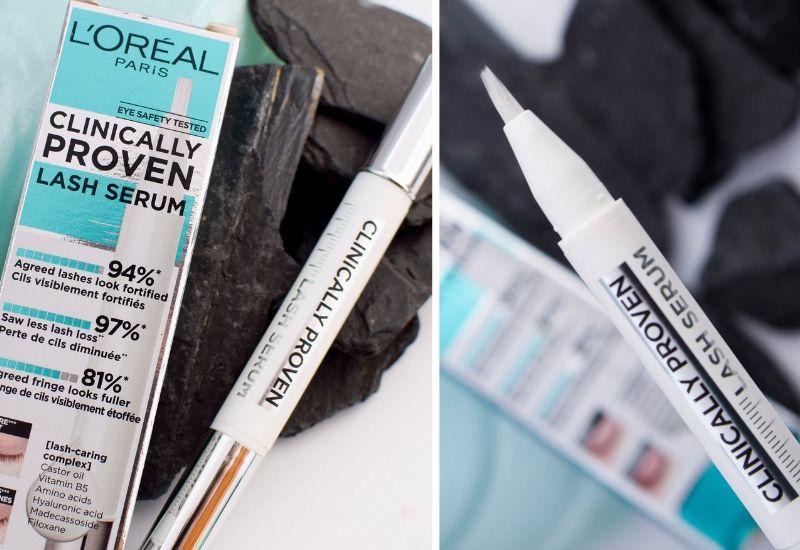 Erfahrung mit dem Wimpernserum von L'Oréal