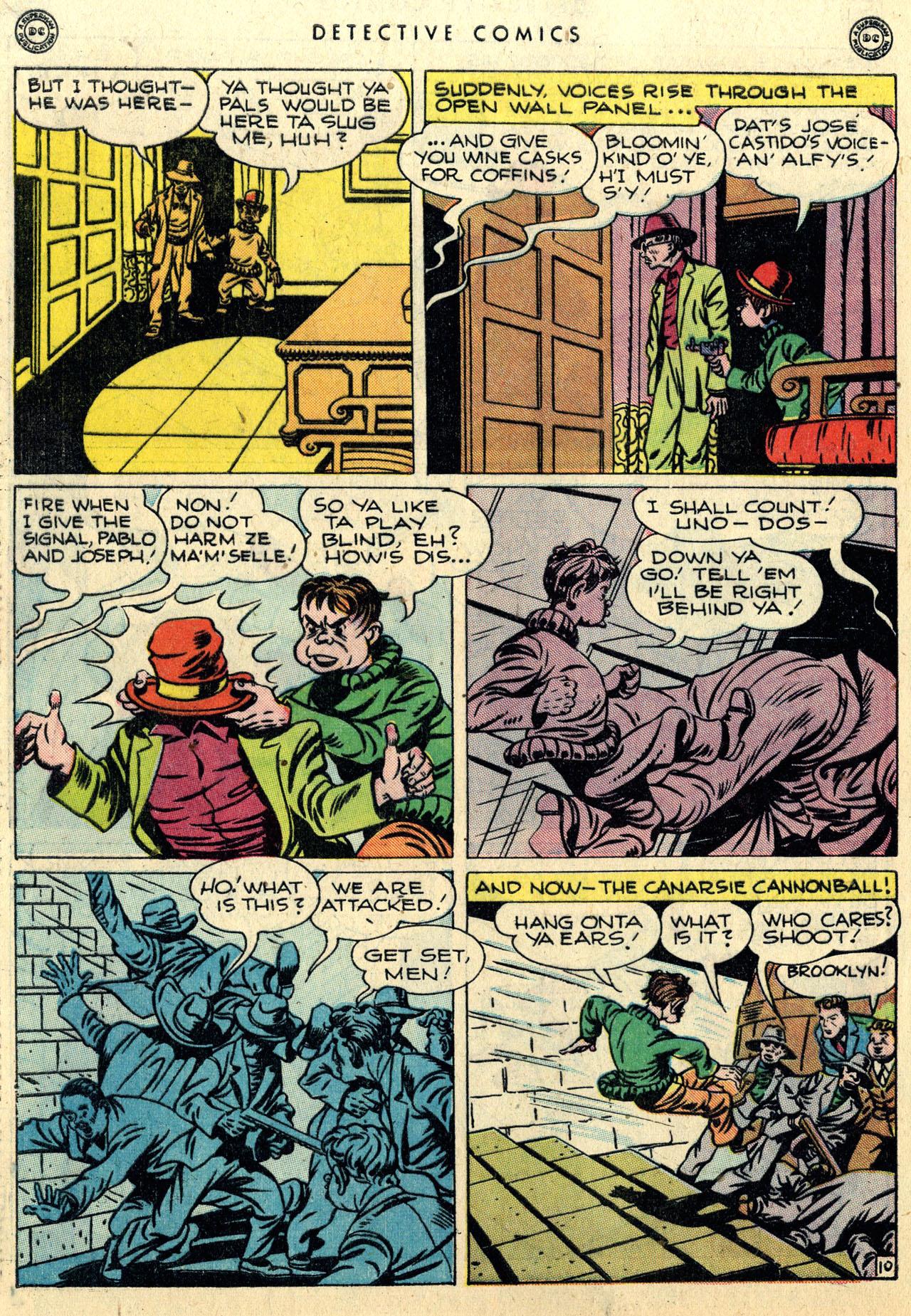 Read online Detective Comics (1937) comic -  Issue #112 - 46