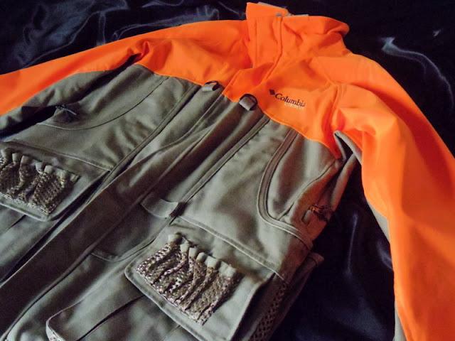 コロンビアのハンティング ジャケット
