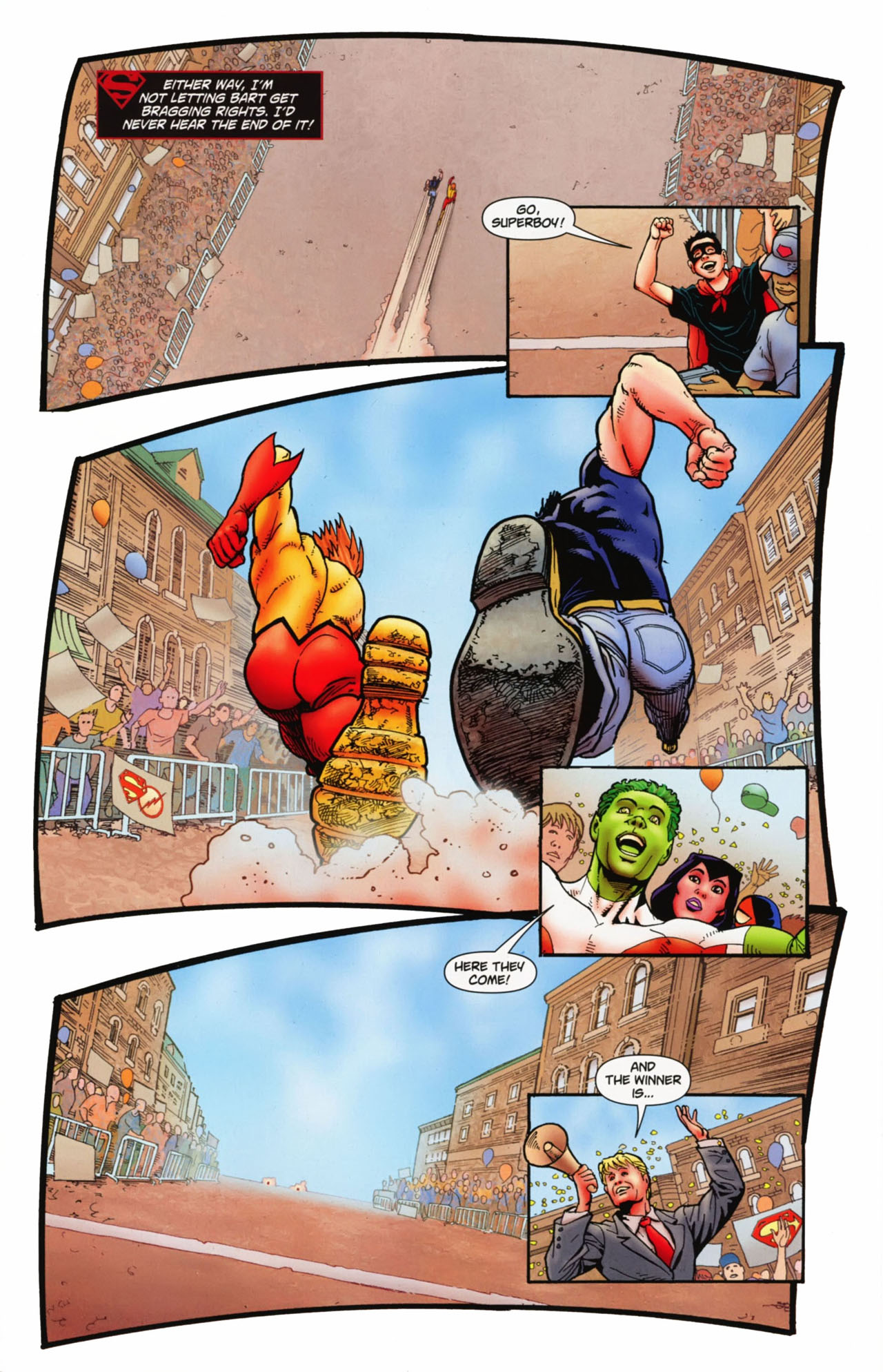 Superboy [I] Issue #5 #5 - English 22