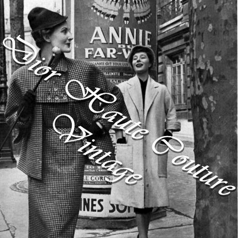 Dior Haute Couture Vintage
