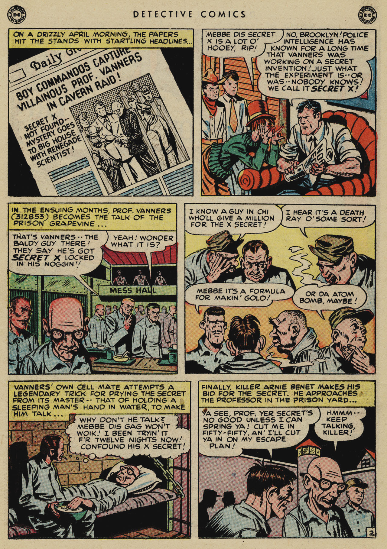 Detective Comics (1937) 142 Page 37