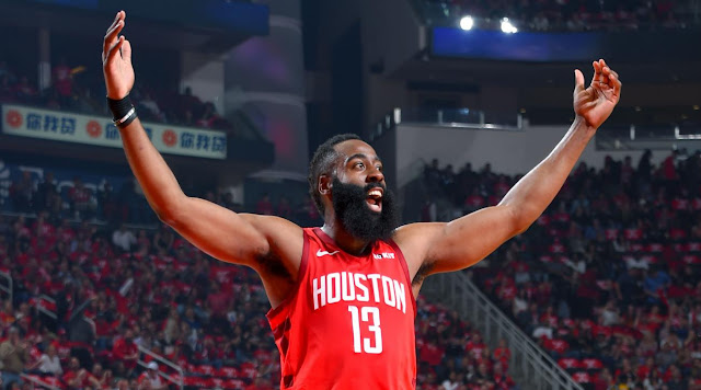 James Harden Bawa Rockets Ke Semifinal Wilayah Barat NBA