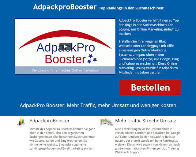 Topranking Tool - APPBOOSTER - Bei Google auf Seite 1