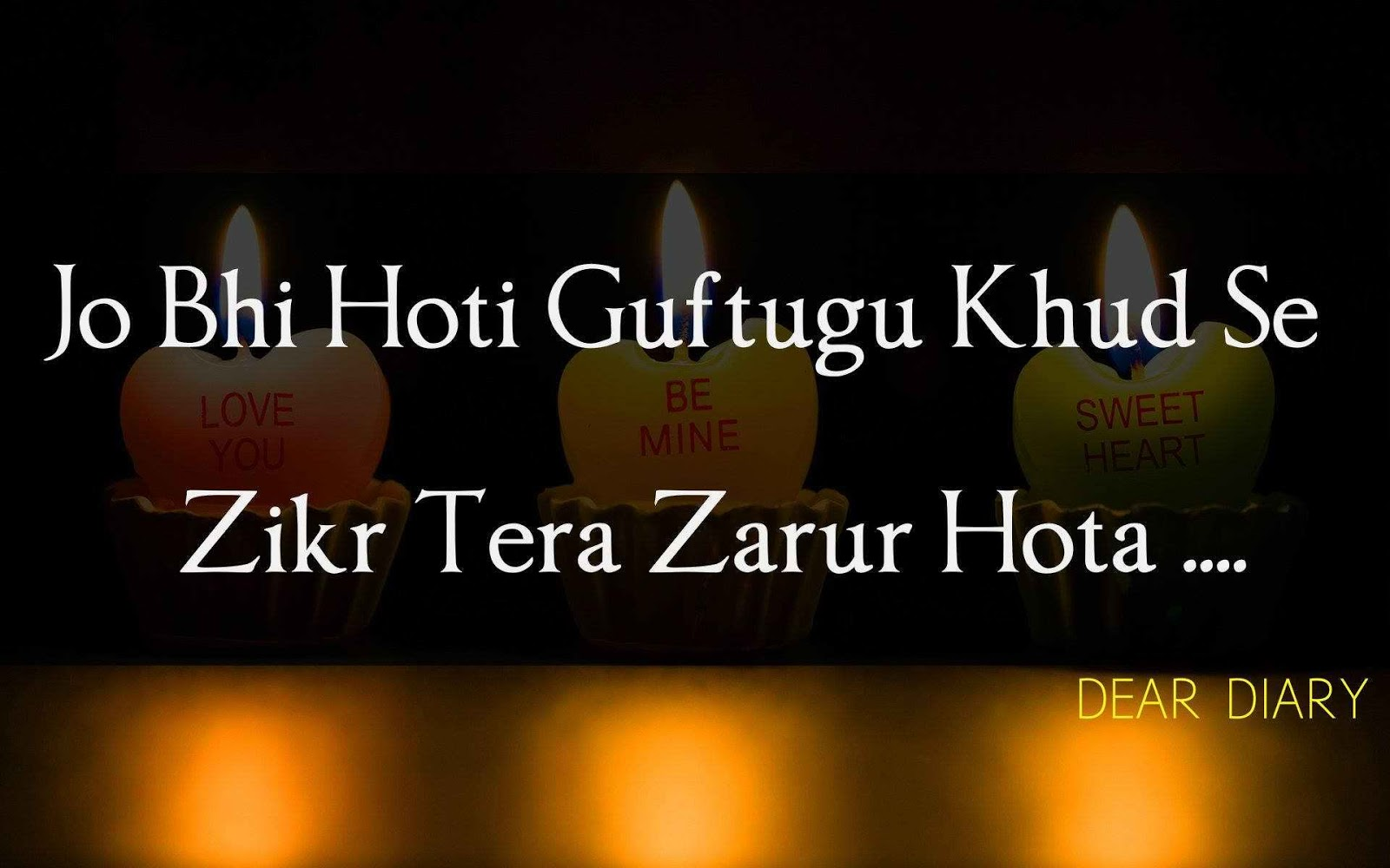 Sad Quotes About Love Dear Diary Sad Quotes & Shayari With Images  Diary Love Quotes