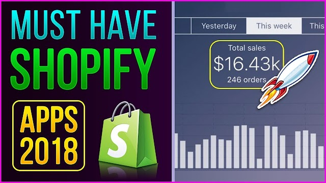 My Must-Have Shopify Best Apps 2018