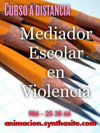 imagen curso mediador en violencia escolar